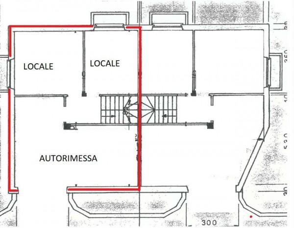Villa in vendita a Villar Dora, Centro/prima Collina, Con giardino, 211 mq - Foto 13
