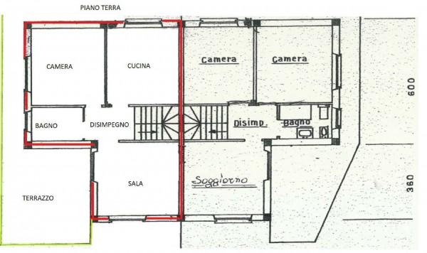 Villa in vendita a Villar Dora, Centro/prima Collina, Con giardino, 211 mq - Foto 4