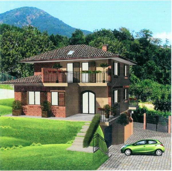 Villa in vendita a Villar Dora, Centro/prima Collina, Con giardino, 211 mq - Foto 1