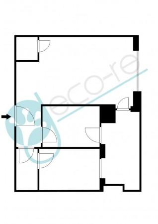 Appartamento in vendita a Milano, Dergano/affori, Con giardino, 39 mq - Foto 2