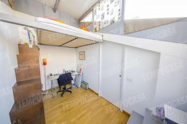 Appartamento in vendita a Milano, Affori, Con giardino, 40 mq - Foto 7