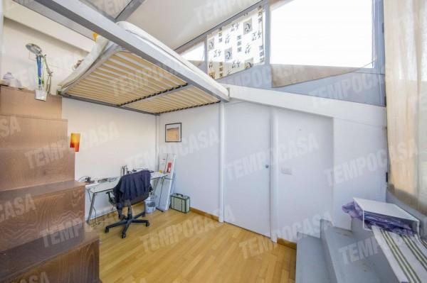 Appartamento in vendita a Milano, Affori, Con giardino, 40 mq - Foto 12