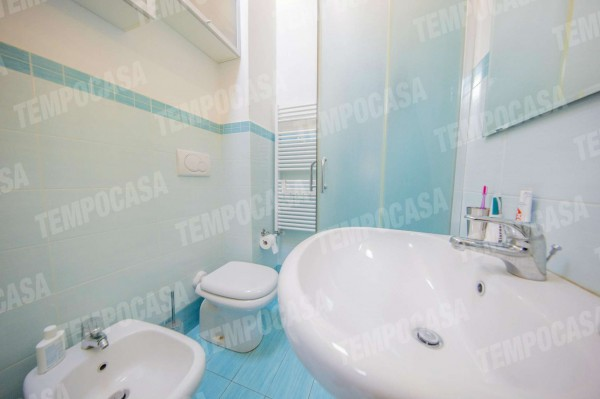 Appartamento in vendita a Milano, Affori, Con giardino, 40 mq - Foto 10