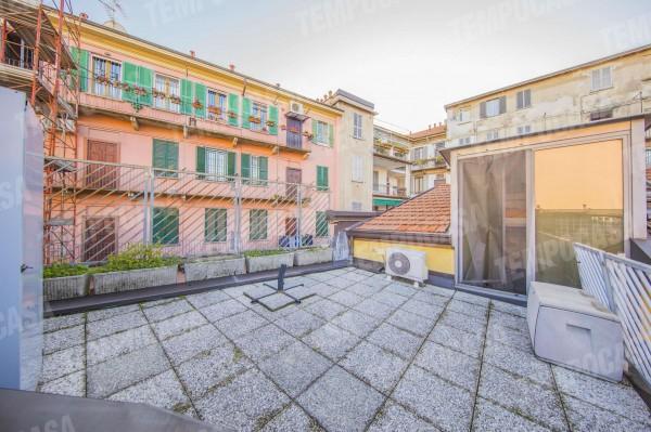 Appartamento in vendita a Milano, Affori, Con giardino, 40 mq - Foto 3