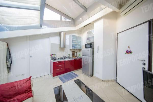 Appartamento in vendita a Milano, Affori, Con giardino, 40 mq - Foto 8