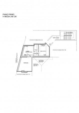 Appartamento in vendita a Milano, Affori, Con giardino, 40 mq - Foto 2