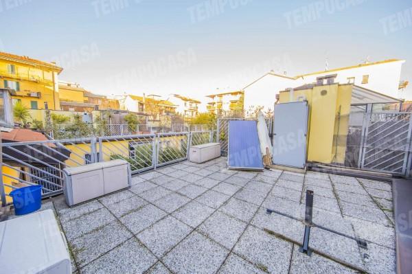 Appartamento In Vendita A Milano Affori Con Giardino 40