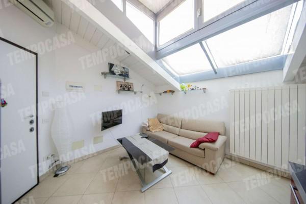 Appartamento in vendita a Milano, Affori, Con giardino, 40 mq - Foto 9
