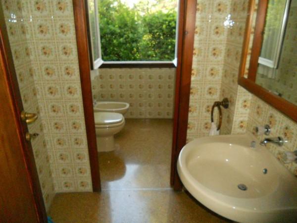 Villa in vendita a Genova, S.ilario, Con giardino, 300 mq - Foto 5