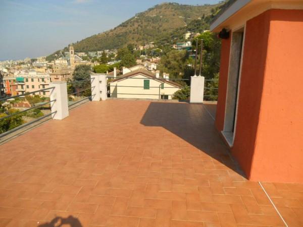 Villa in vendita a Genova, S.ilario, Con giardino, 300 mq - Foto 8