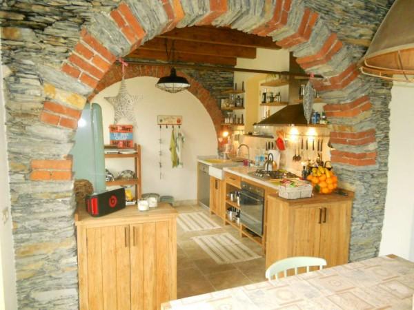 Rustico/Casale in vendita a Lavagna, S.giulia, Arredato, con giardino, 170 mq - Foto 5