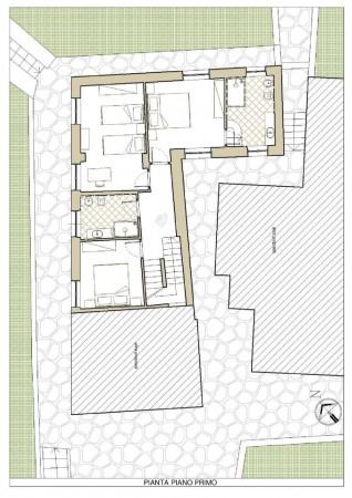 Rustico/Casale in vendita a Lavagna, S.giulia, Arredato, con giardino, 170 mq - Foto 4