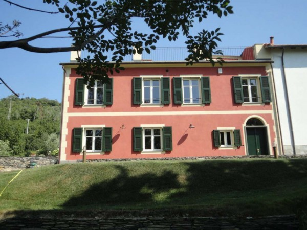 Rustico/Casale in vendita a Lavagna, S.giulia, Arredato, con giardino, 170 mq - Foto 13