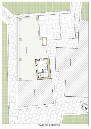 Rustico/Casale in vendita a Lavagna, S.giulia, Arredato, con giardino, 170 mq - Foto 3