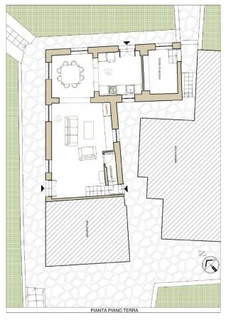 Rustico/Casale in vendita a Lavagna, S.giulia, Arredato, con giardino, 170 mq - Foto 2