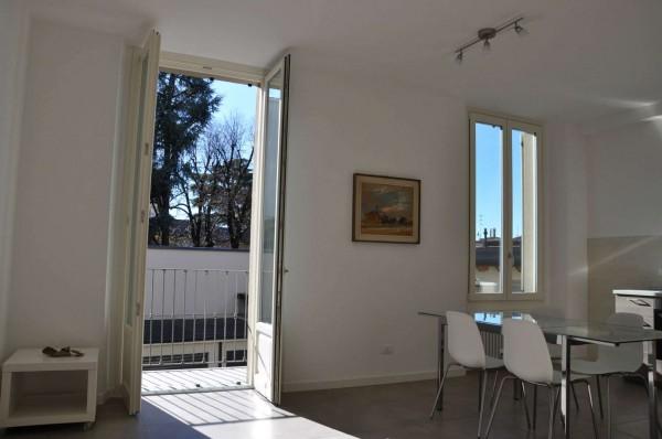Appartamento in affitto a Monza, Centro, Arredato, con giardino, 75 mq