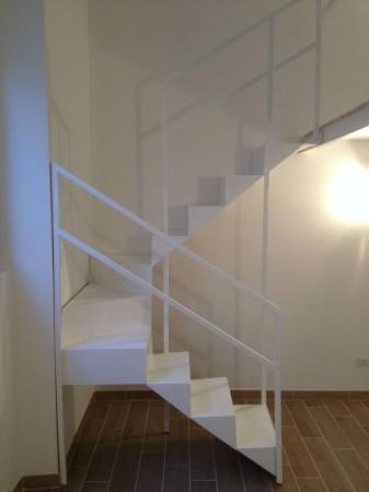 Appartamento in vendita a Milano, Via Bernardino Verro, 27 mq - Foto 4
