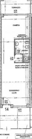 Appartamento in vendita a Milano, Viale Tibaldi, Con giardino, 55 mq - Foto 2