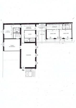Appartamento in affitto a Milano, Via Donizetti, Con giardino, 240 mq - Foto 14