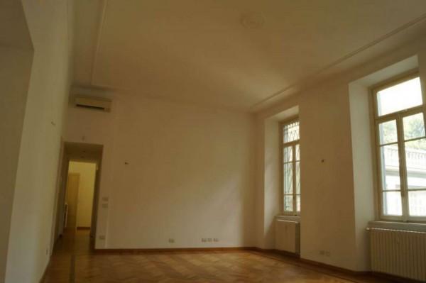 Appartamento in affitto a Milano, Via Donizetti, Con giardino, 240 mq - Foto 9