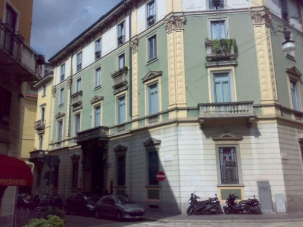 Appartamento in affitto a Milano, Via Donizetti, Con giardino, 240 mq - Foto 17