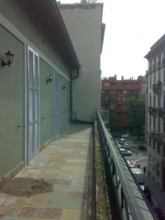 Appartamento in affitto a Milano, Via Donizetti, Con giardino, 240 mq - Foto 12