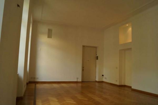 Appartamento in affitto a Milano, Via Donizetti, Con giardino, 240 mq - Foto 6