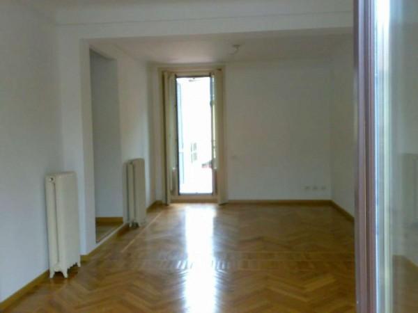 Appartamento in affitto a Milano, Via Donizetti, Con giardino, 240 mq - Foto 11