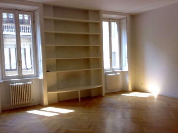 Appartamento in affitto a Milano, Via Donizetti, Con giardino, 240 mq - Foto 10