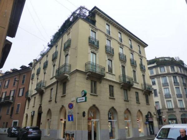 Appartamento in affitto a Milano, Corso Monforte, Arredato, 45 mq