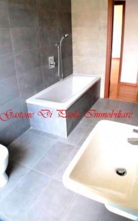 Appartamento in vendita a Milano, Precotto, Con giardino, 108 mq - Foto 21