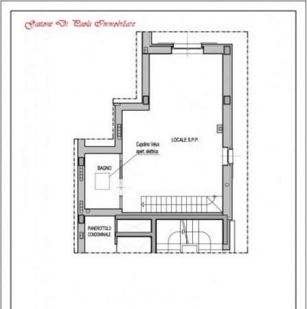 Appartamento in vendita a Milano, Precotto, Con giardino, 108 mq - Foto 2
