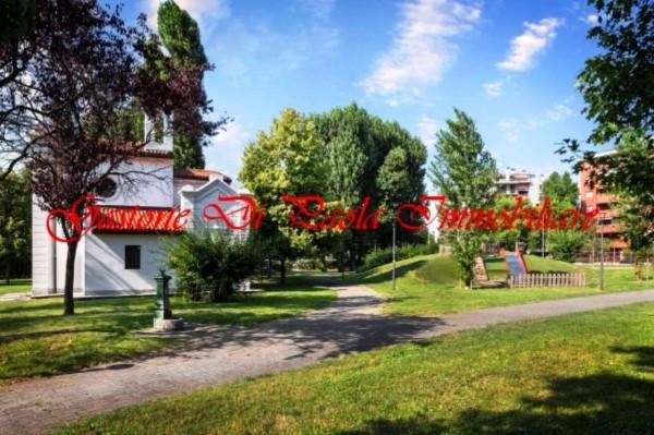 Appartamento in vendita a Milano, Precotto, Con giardino, 108 mq - Foto 5