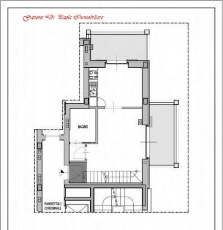 Appartamento in vendita a Milano, Precotto, Con giardino, 108 mq - Foto 3