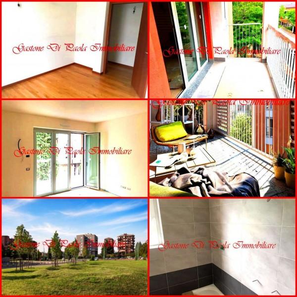 Appartamento in vendita a Milano, Precotto, Con giardino, 108 mq - Foto 17