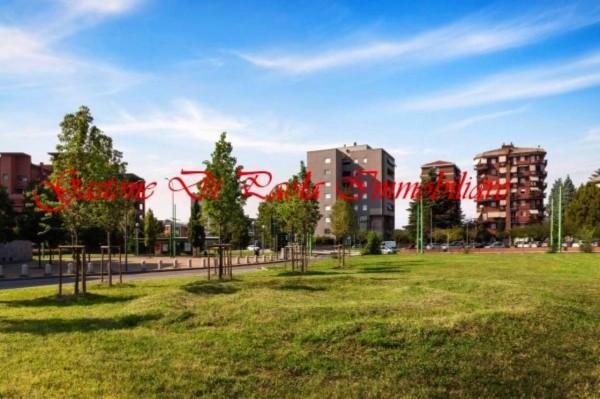 Appartamento in vendita a Milano, Precotto, Con giardino, 108 mq - Foto 4