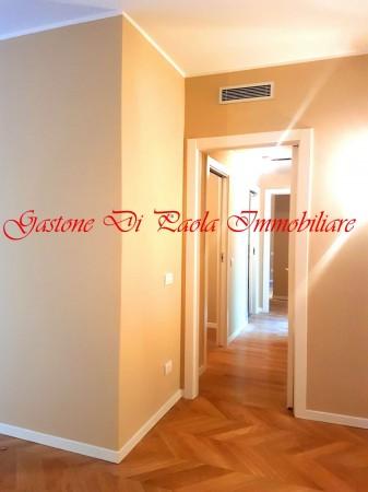 Appartamento in vendita a Milano, Moscova, Con giardino, 187 mq - Foto 21
