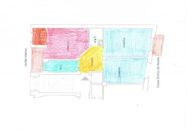 Appartamento in affitto a Torino, Crocetta, 80 mq - Foto 11