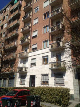 Appartamento in affitto a Torino, Crocetta, 80 mq