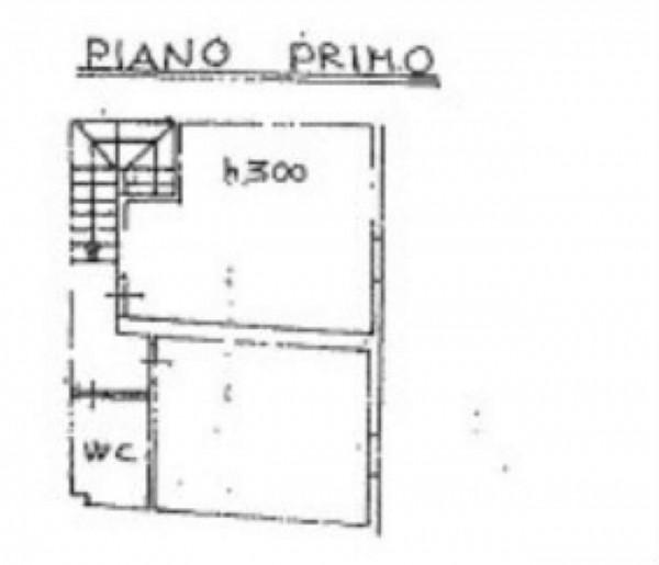 Casa indipendente in vendita a Pistoia, Bottegone, 87 mq - Foto 3