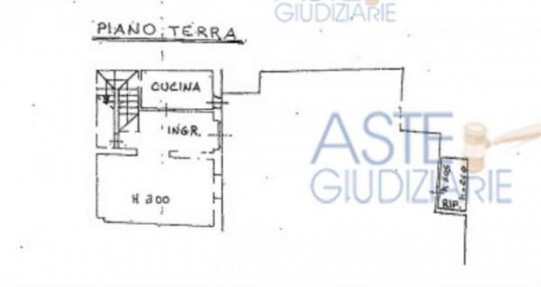 Casa indipendente in vendita a Pistoia, Bottegone, 87 mq - Foto 4