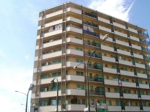 Appartamento in vendita a Torino, Rebaudengo, Arredato, 100 mq