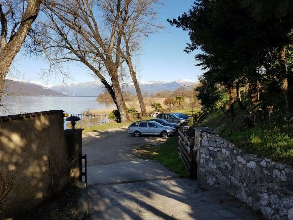 Appartamento in affitto a Ispra, Girolo, Arredato, con giardino, 70 mq - Foto 40
