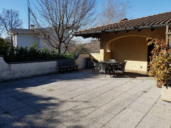 Appartamento in affitto a Ispra, Girolo, Arredato, con giardino, 70 mq - Foto 30