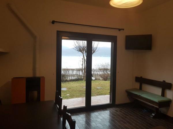 Appartamento in affitto a Ispra, Girolo, Arredato, con giardino, 70 mq - Foto 5