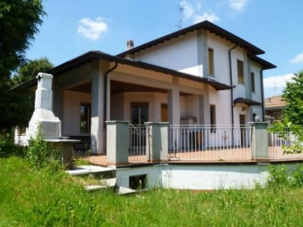 Villa in vendita a Lainate, Con giardino, 550 mq - Foto 55