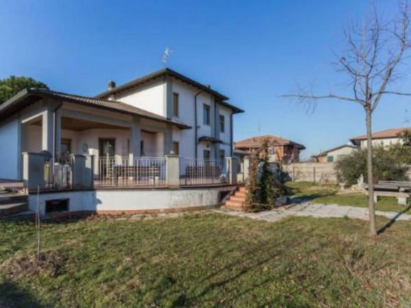 Villa in vendita a Lainate, Con giardino, 550 mq - Foto 52
