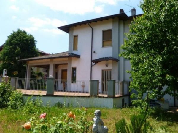 Villa in vendita a Lainate, Con giardino, 550 mq - Foto 8
