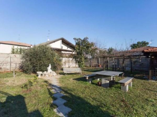 Villa in vendita a Lainate, Con giardino, 550 mq - Foto 58