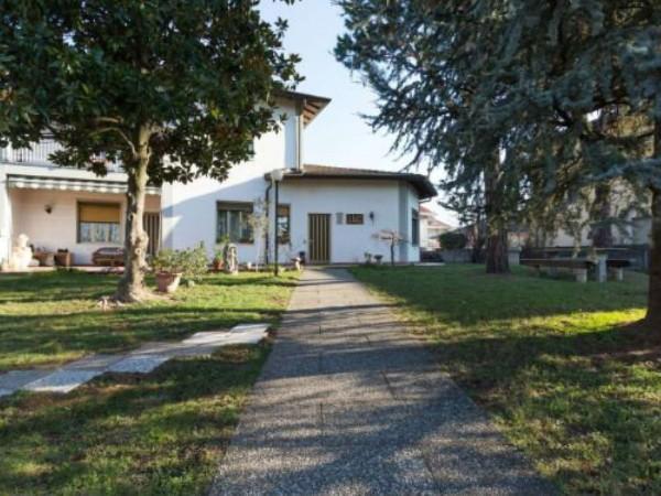 Villa in vendita a Lainate, Con giardino, 550 mq - Foto 61